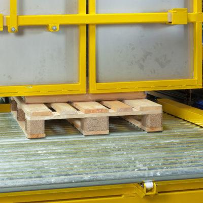 Pw 5000 Palettenwechsler Lagermanagement Paletten Systeme Materialflusssysteme Baust