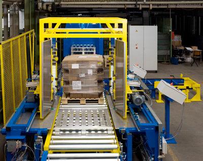 Pw 5000 Palettenwechsler Lagermanagementpaletten Logistik Systeme Materialflusssysteme Baust