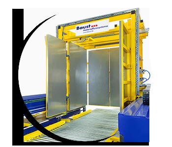 Pw 5000 Palettenwechsler Logistik Systeme Paletten Materialflusssysteme Baust