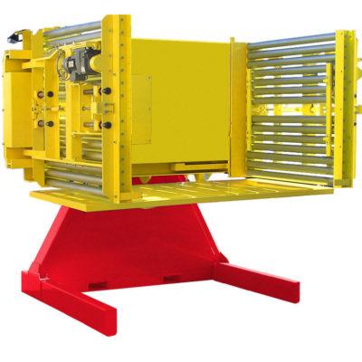Pw 600 Inline Palettenwender Logistik Paletten Systeme Materialflusssysteme Baust