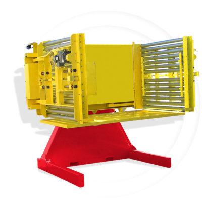 Pw 600 Inline Palettenwender Paletten Logistik Systeme Materialflusssysteme Baust