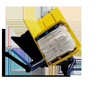 Pw 600 Palettenwechsler Logistik Systeme Paletten Materialflusssysteme Baust