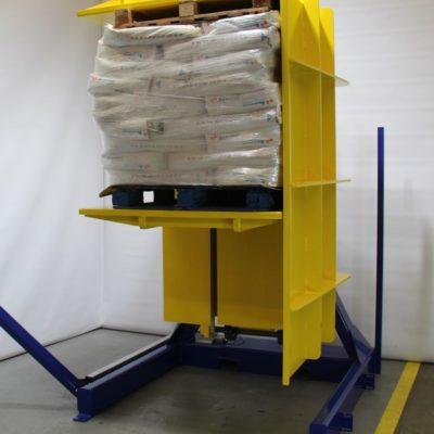 Pw 600 Palettenwender Logistik Paletten Systeme Materialflusssysteme Baust