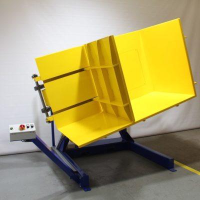 Pw 600 Palettenwender Paletten Materialflusssysteme Baust