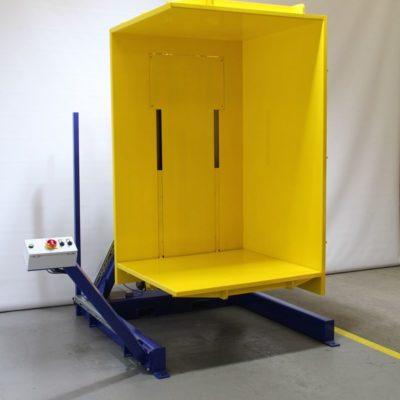 Pw 600 Palettenwender Systeme Paletten Logistik Materialflusssysteme Baust