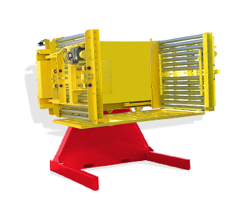 Pw 600 Inline Palettenwechsler Logistik Systeme Paletten Materialflusssysteme Baust