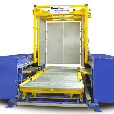 Pw 6000 Palettenwechsler Lagermanagement Logistik Systeme Materialflusssysteme Baust