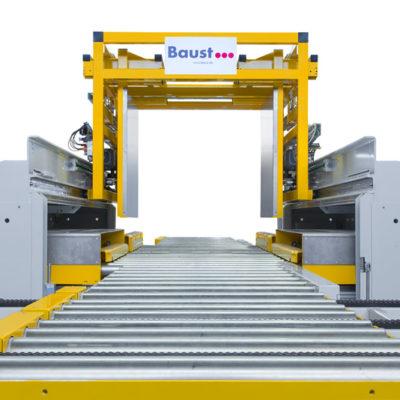 Pw 6000 Palettenwechsler Lagermanagement Logistik Systeme Paletten Palettierer Materialflusssysteme Baust