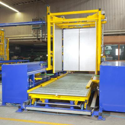Pw 6000 Palettenwechsler Logistik Systeme Lagermanagement Paletten Materialflusssysteme Baust