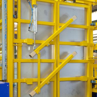 Pw 6000 Palettenwechsler Logistik Systeme Materialflusssysteme Baust