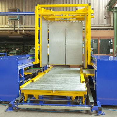 Pw 6000 Palettenwechsler Paletten Lagermanagement Logistik Systeme Materialflusssysteme Baust