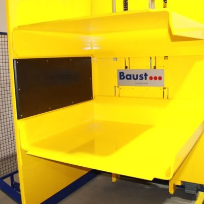Pw 700 Palettenwender Paletten Logistik Systeme Lagermanagement Materialflusssysteme Baust