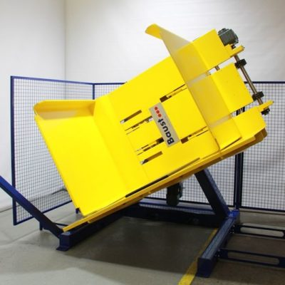 Pw 700 Palettenwender Paletten Logistik Systeme Materialflusssysteme Baust