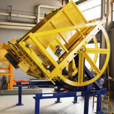 Pw 800 Inline Palettenwechsler Lagermanagement Logistik Systeme Materialflusssysteme Baust