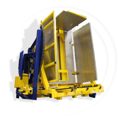 Pw 800 Inline Palettenwechsler Lagermanagement Logistik Systeme Paletten Materialflusssysteme Baust