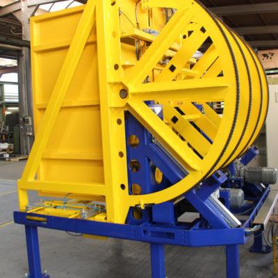 Pw 800 Inline Palettenwechsler Lagermanagement Paletten Logistik Systeme Materialflusssysteme Baust