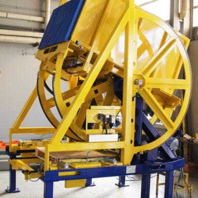 Pw 800 Inline Palettenwechsler Logistik Systeme Lagermanagement Paletten Materialflusssysteme Baust