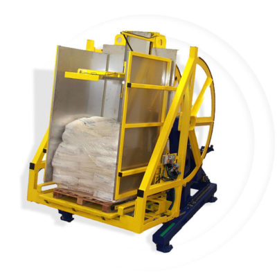Pw 800 Palettenwechsler Lagermanagement Logistik Systeme Paletten Materialflusssysteme Baust