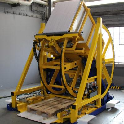 Pw 800 Palettenwechsler Logistik Lagermanagement Systeme Paletten Materialflusssysteme Baust