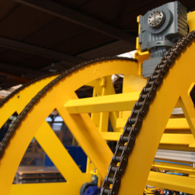 Pw 800 Palettenwechsler Logistik Systeme Paletten Lagermanagement Materialflusssysteme Baust