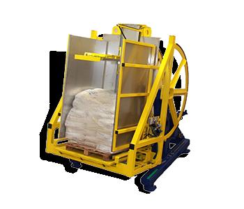 Pw 800 Palettenwechsler Logistik Systeme Paletten Materialflusssysteme Baust