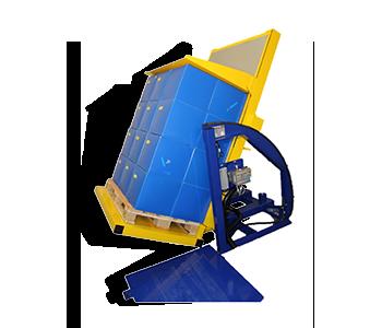 Pw 800 E Palettenwechsler Logistik Systeme Paletten Materialflusssysteme Baust