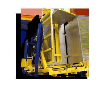 Pw 800 Inline Palettenwechsler Logistik Systeme Paletten Materialflusssysteme Baust