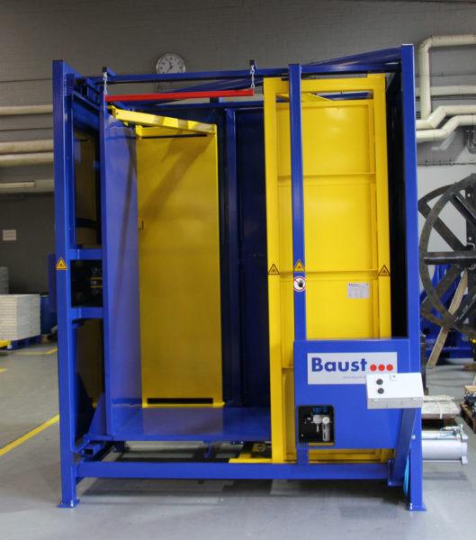 Palettenausrichter Pa Euro Logistik Systeme Paletten Materialflusssysteme Baust