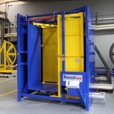 Palettenausrichter Pa Euro Paletten Logistik Systeme Materialflusssysteme Baust