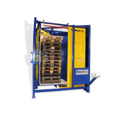 Palettenausrichter Pa Euro Paletten Materialflusssysteme Baust