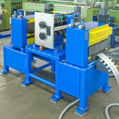Bau Metallindustrie Druck Stanztechnologie Anwendung Rollen Automation Baust Gruppe10