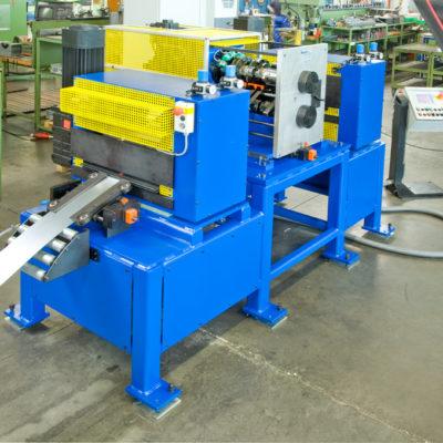 Bau Metallindustrie Druck Stanztechnologie Anwendung Rollen Automation Baust Gruppe11