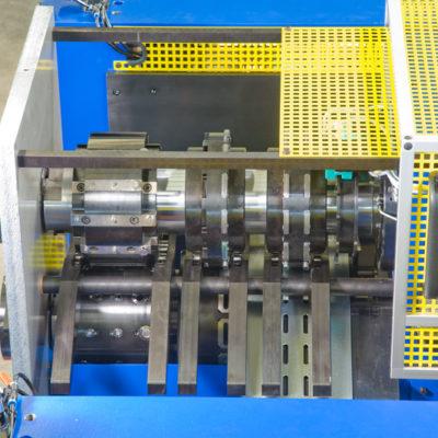 Bau Metallindustrie Druck Stanztechnologie Anwendung Rollen Automation Baust Gruppe13