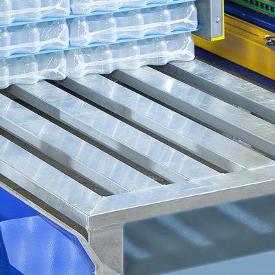 Baust Pw 1000 Pallet Changer Palettenwechsler Echangeur De Palettes