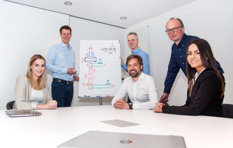 Baust Beratung Projektierung Planung Engineering Materialfluss Systeme Technik