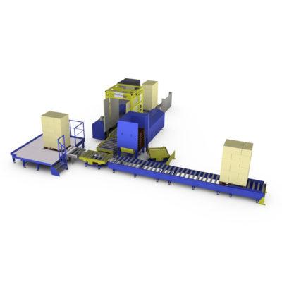 Baust Komplettsysteme Palettieranlage Palettiersystem Materialfluss 89087a8