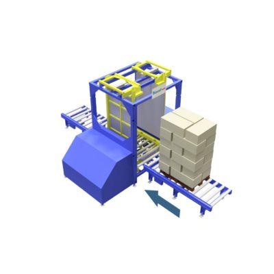 Baust Zentrierstationen Allseitenzentrierer Warenzentrierung Centering Station Az2000 1