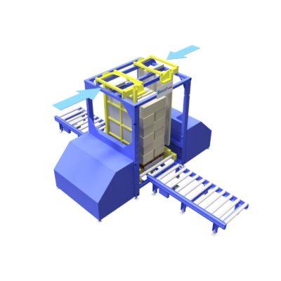 Baust Zentrierstationen Allseitenzentrierer Warenzentrierung Centering Station Az2000 2