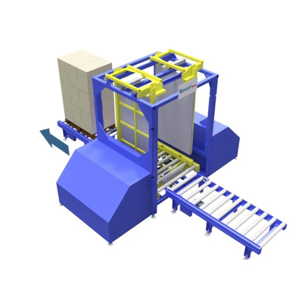 Baust Zentrierstationen Allseitenzentrierer Warenzentrierung Centering Station Az2000 3