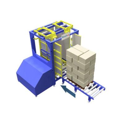 Baust Zentrierstationen Allseitenzentrierer Warenzentrierung Centering Station Az3000 1