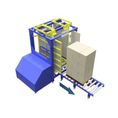 Baust Zentrierstationen Allseitenzentrierer Warenzentrierung Centering Station Az3000 3