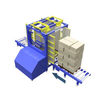 Baust Zentrierstationen Allseitenzentrierer Warenzentrierung Centering Station Az4000 1
