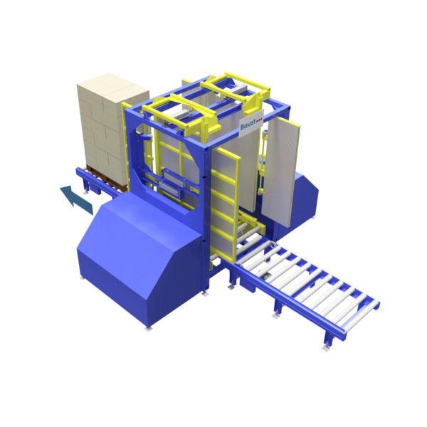Baust Zentrierstationen Allseitenzentrierer Warenzentrierung Centering Station Az4000 3