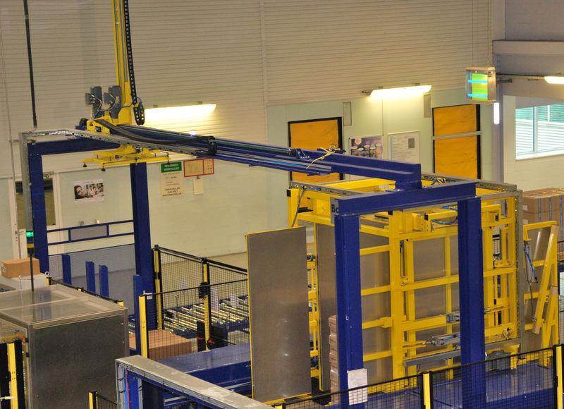 Deckblattaufleger Logistikmanagement Lagermanagement Logistik Systeme Materialflusssysteme Baust