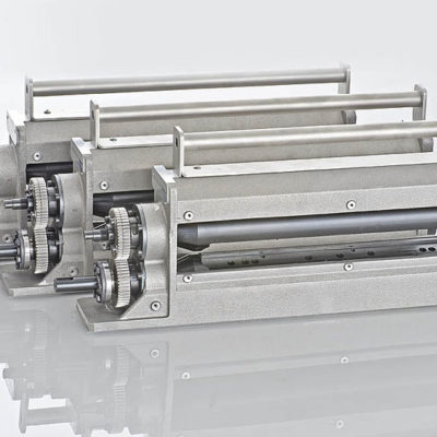 Digitaldruck Stanztechnologie Anwendung Rollen Automation Baust Gruppe