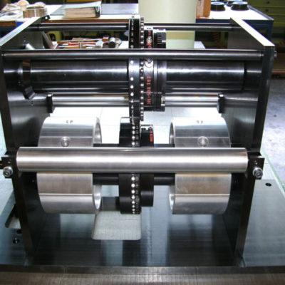 Einschub Stanzeinschuebe Stanz Systeme Industrie Stanztechnologie Baust