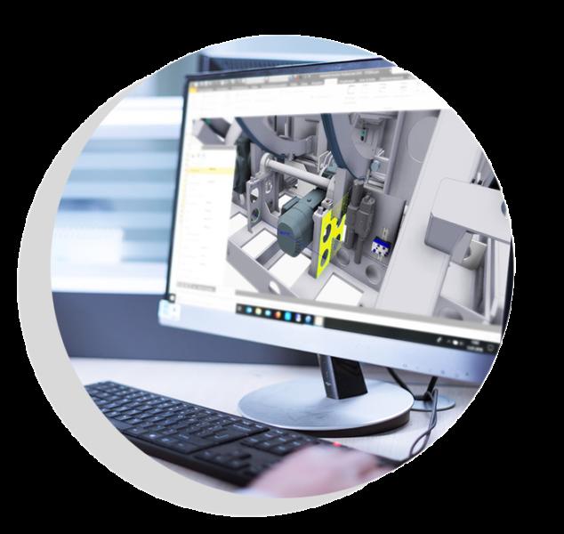 Engineering Palettenhandling Materialflusssysteme