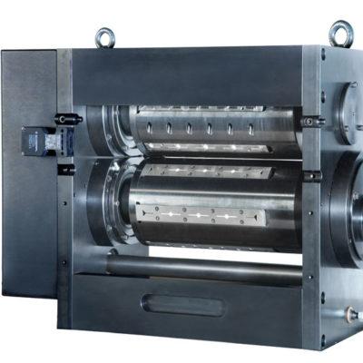 Etiketten Druck Stanztechnologie Anwendung Rollen Automation Baust Gruppe