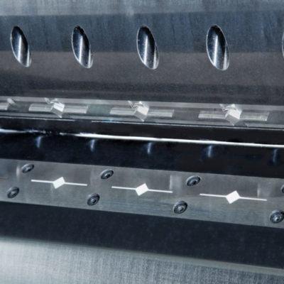 Etiketten Stanzeinschuebe Industrie Stanz Systeme Stanztechnologie Baust