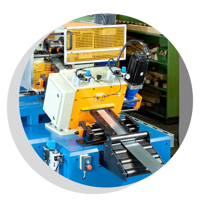 Fx Drive Rotationsstanze Rotationsstanzmaschine Stanztechnologie Industrie Systeme Baust